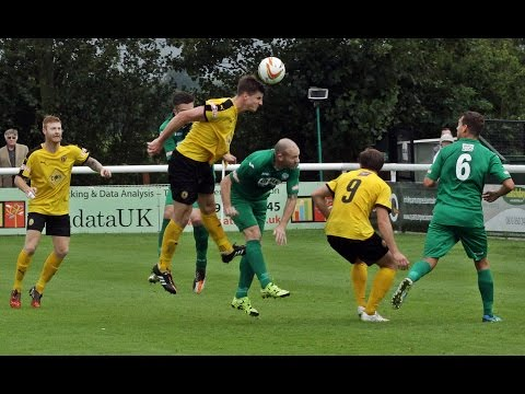 Leamington vs Bedworth United - Match Highlights - August 31st 2015