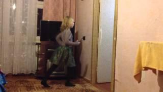 Урок танца самба (часть 1 )