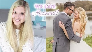Life Update: WE GOT MARRIED! | Chyaz