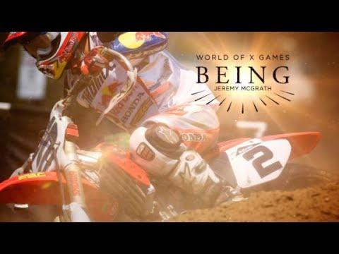 BEING: Jeremy McGrath | X Games