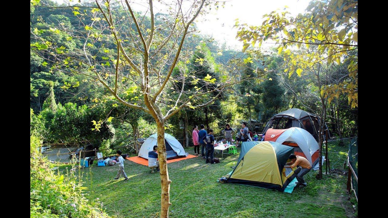 南莊慢生活露營區 - YouTube