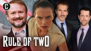 3 New Star Wars Films Get Release Dates, But What Are They? - Rule of Two