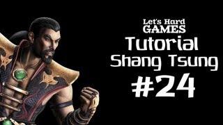 Mortal Kombat 9: Komplete Edition #24 Обучение Shang Tsung [Tutorial][Fatality][PC]