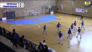 CD Feirense x Ciudad Imperial | Infantis Masculinos | Termas Andebol Cup