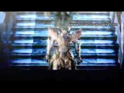 "Trailer can calidad ""media"" - Saint Seiya Legend of Sactuary 3D CGI 2014 - The Movie"