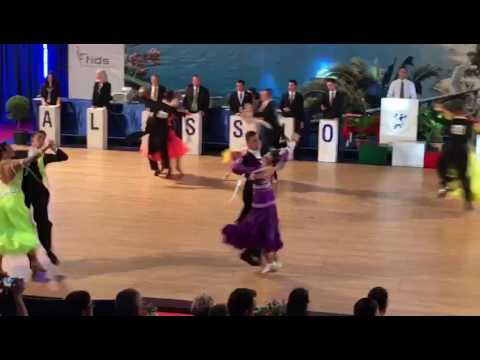 WDSF Open Standard Youth - Alassio Open 2017 (Italy)