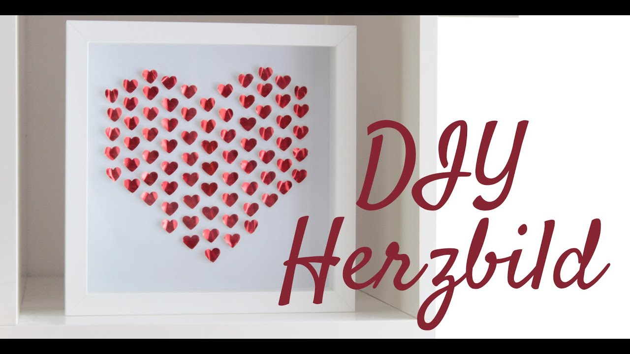 diy 3d herz bild valentinstag anielas fimo youtube. Black Bedroom Furniture Sets. Home Design Ideas
