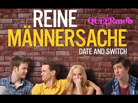 Reine Männersache (US 2014) -- Full HD Trailer deutsch | german streaming vf