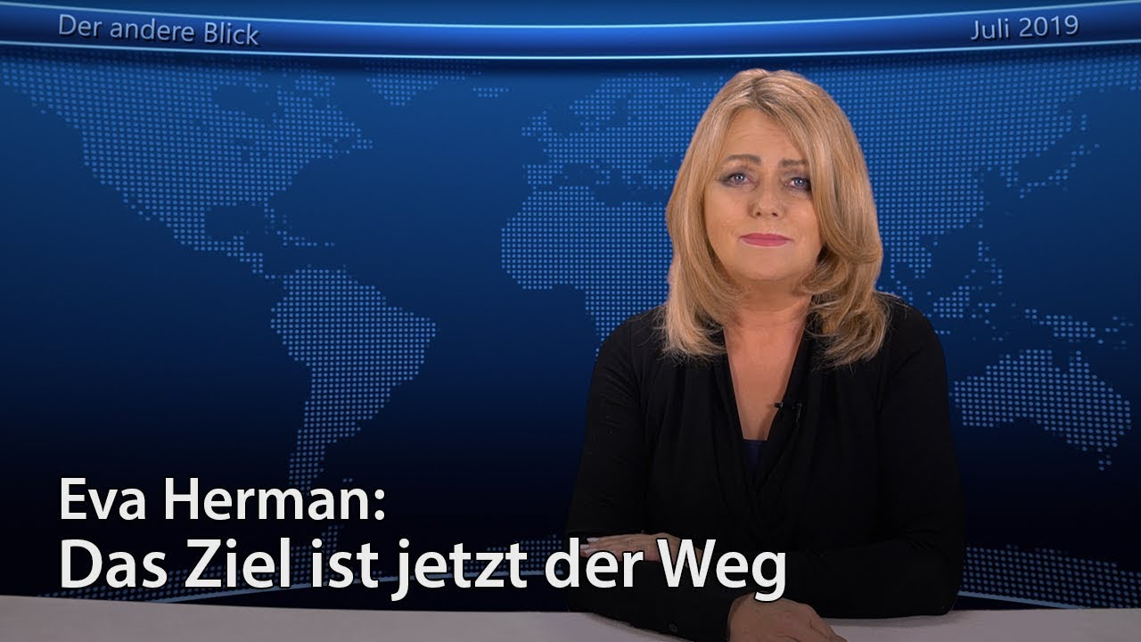 Eva Herman: Das Ziel ist jetzt der Weg