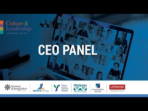 CEO Panel - 2020 Asia-Pacific Conference