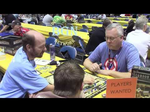 Carson City Rules/Gameplay At Gen Con 2016
