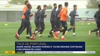 FC Porto continua a preparação ao Lusitano de Évora