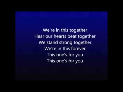 This ones for you - David Guetta feat. Zara Larsson (Lyrics)