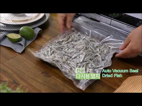 Auto Vacuum Seal - Dried Fish
