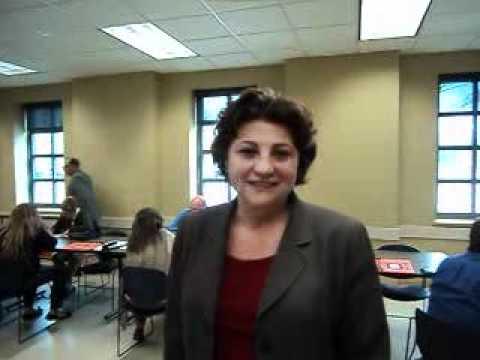 Mercer County (NJ) Clerk Paula Sollami Covello