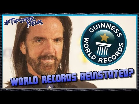 Are Billy Mitchell's Records Being Reinstated by Guinness!? | #TipsterNews