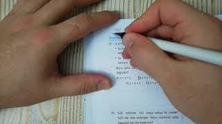 Problemler Test 13 Esen TYT Matematik Mavi Seri Açıklamalı Çözümleri