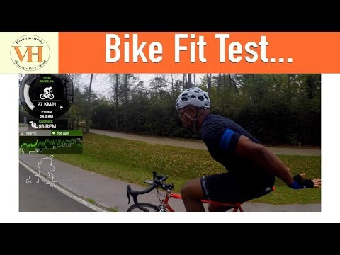 Group Ride Cycling 3172018 -  Bike Fit Test