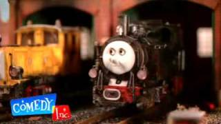 Thomas The Tank Engine - Fat Controller Parody