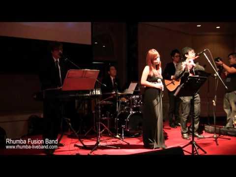 Wedding Performance In KL - Rhumba Live Band