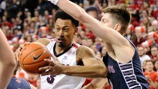 Gonzaga's Johnathan Williams Throws Down Monster Dunks | CampusInsiders