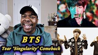 BTS LOVE YOURSELF - Tear Singularity Comeback Trailer REACTION | Jamal_Haki