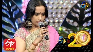 Singer Kalpana Breathless Song in ETV @ 20 Years Celebrations - 2nd August 2015