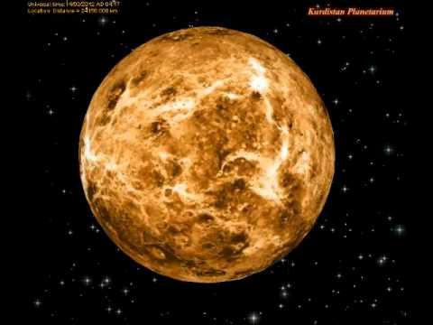venus planet revolution - photo #12