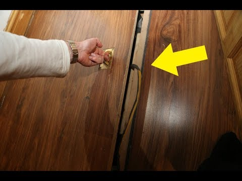 This Guy Found a Trap Door In His New Apartment  What He Found Is Hauntingly Awesome