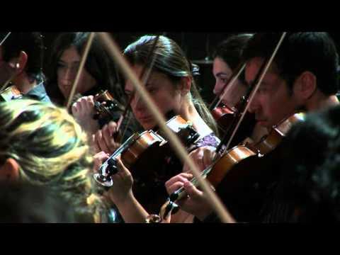 """Facundo Agudin - A.Ginastera """"La Estancia"""" Sinfónica Patagonia"""