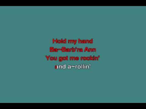 BARBARA ANN 715166 [karaoke]
