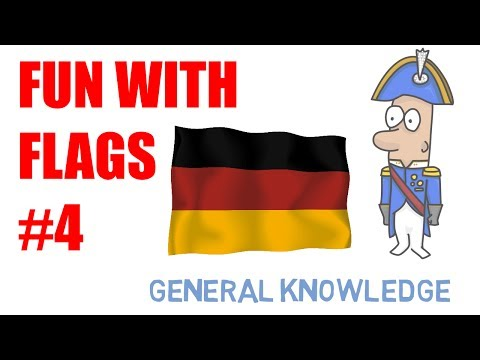 Fun With Flags #4 - The German Flag