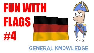 Fun With Flags #4   The German Flag