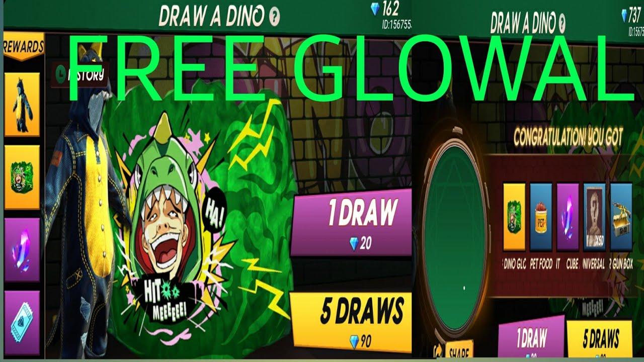 নিয়ে নিলাম নিউ Gloowal & নিউ যারছি। Garena Free Fire । How To New Gloowal & jarche