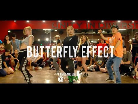"Travis Scott - ""Butterfly Effect"" 