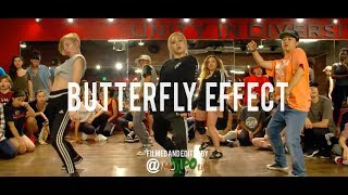 """Travis Scott - """"Butterfly Effect"""" 