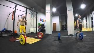 Workout 130 - 23.01.2015 - Wod 2 - Benchmark - Diane