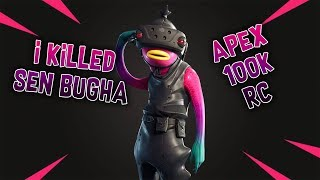 I KILLED SEN BUGHA | Fortnite Montage | #apex100krc #ApexTFUP