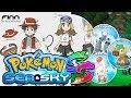 EPIC New Pokemon Fan Game in Development!? The Pokemon Sea & Sky Fan Games Are Looking Fantastic!