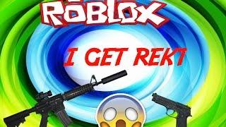 Roblox Phantom Forces//I Get Rekt