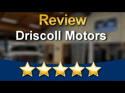 Driscoll Motors Pontiac  Amazing 5 Star Review by Angela Padula