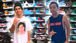 NELK Boys Go Shopping For Sneakers With CoolKicks.