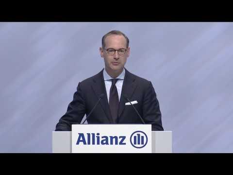 Hauptversammlung 2017 der Allianz SE