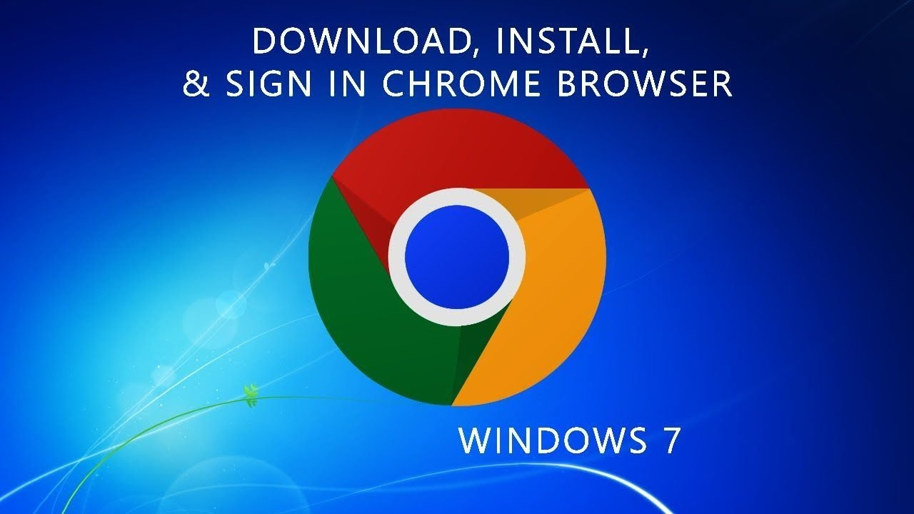 how to download chrome on windows 7 in hindi - YouTube