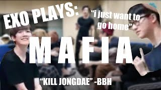 Video exo plays: MAFIA download MP3, 3GP, MP4, WEBM, AVI, FLV November 2018