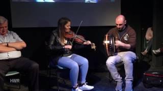 Robbie Walsh (2), teacher's recital - Craiceann Bodhrán Festival 2017