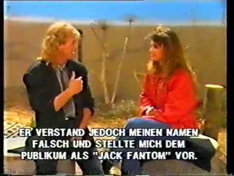 John Farnham interview 1986
