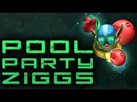 Pool Party Ziggs (Pre-Release)