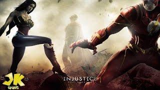 Injustice: Gods Among Us Analise [JK Games]