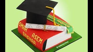 TUTORIAL LIBRO 3D TORTA / 3D BOOK CAKE